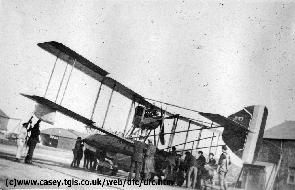 Royal Aircraft Factory CE1